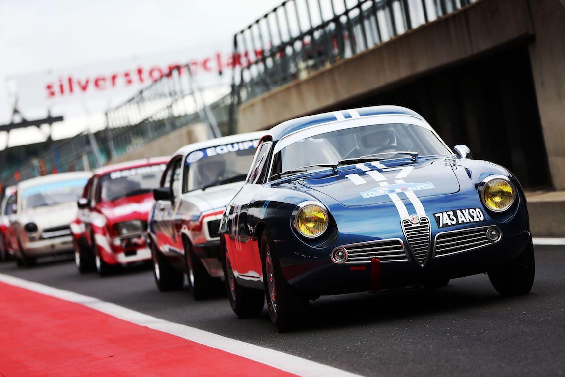 Andrew Banks, Maxim Banks, Alfa Romeo Giulietta SZ