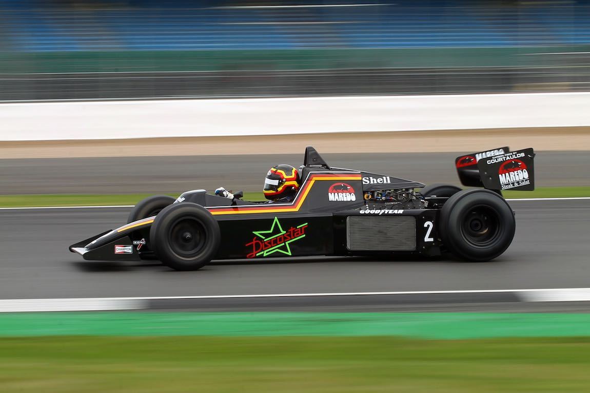 Katsuaki Kubota - Tyrrell 012