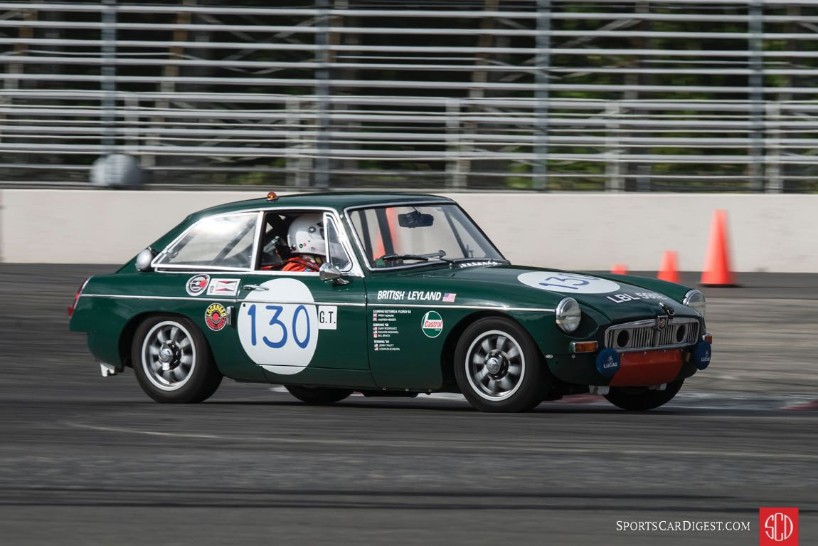 Ralph Zbarsky - 1967 MGB GT