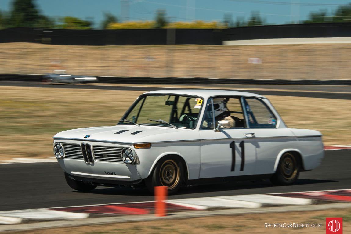 Hans Gutmann - 1971 BMW 1602