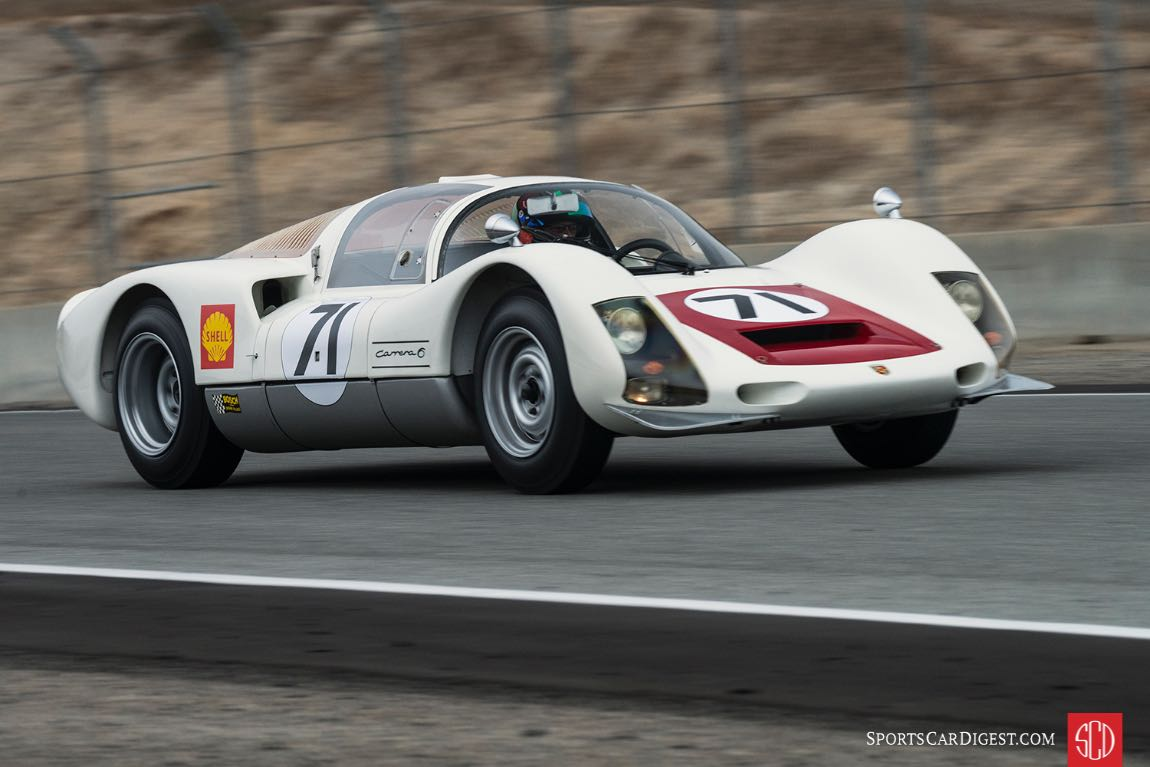 Revs Institute - 1966 Porsche 906 Carrera 6