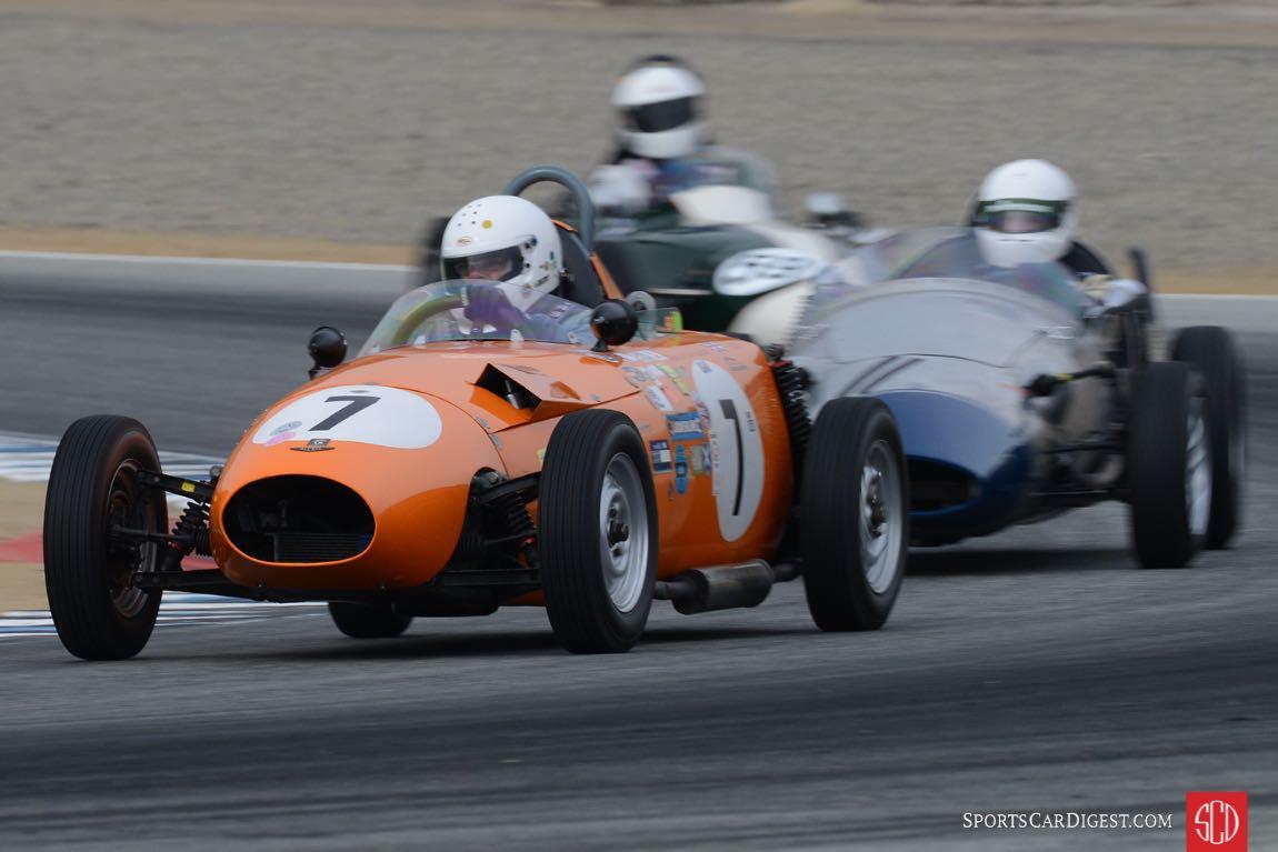 Duncan Rabagliati - 1959 Alexis HF1