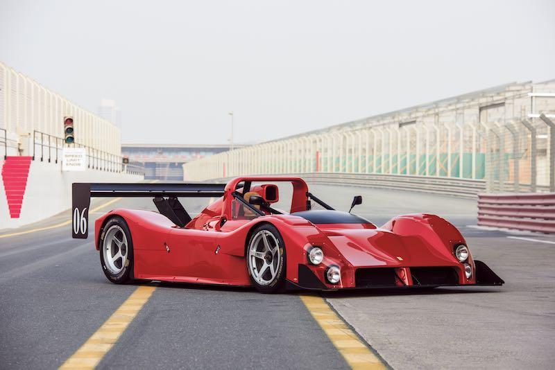 1994 Ferrari 333 SP (photo: Charn Kamal)