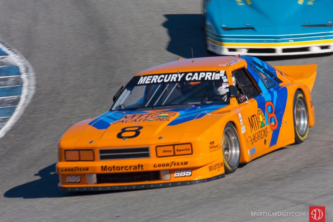 #8 Mercury Capri