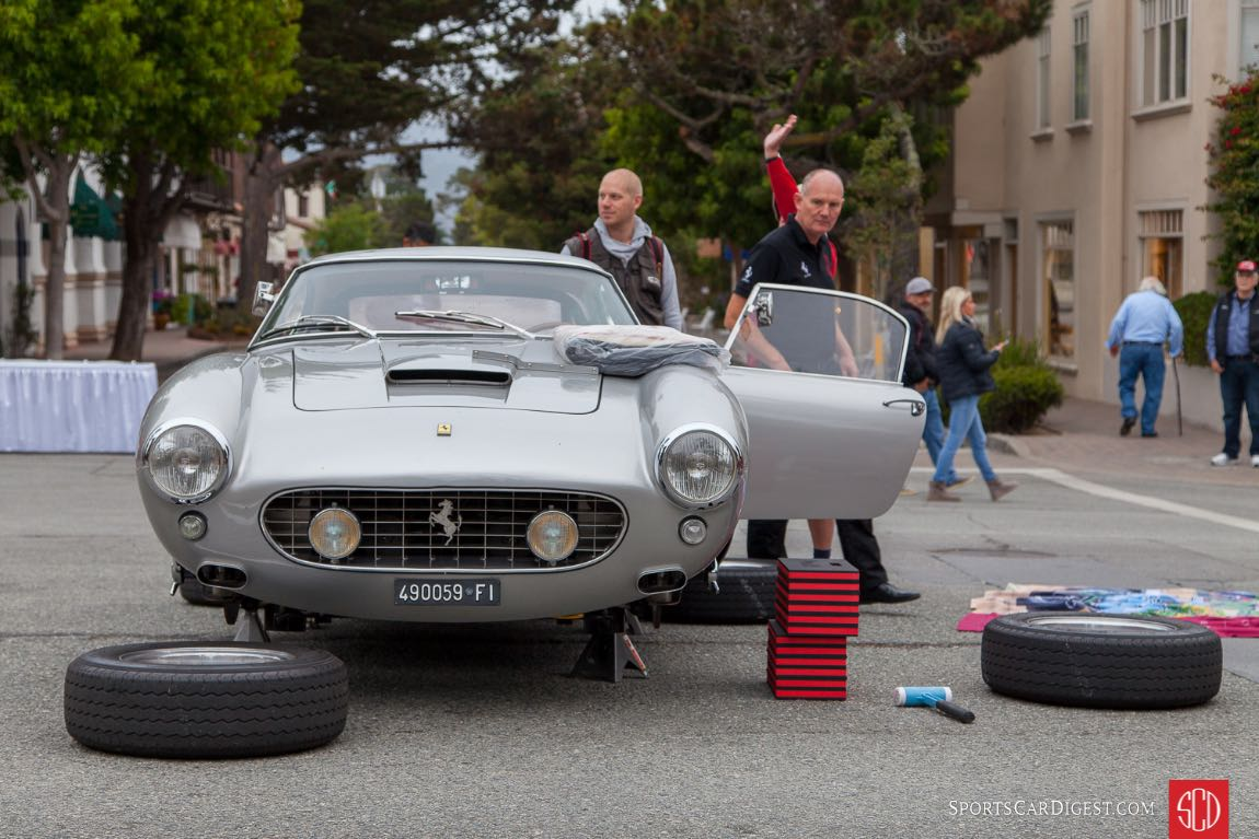 carmel concours on the avenue 2017 - photo gallery