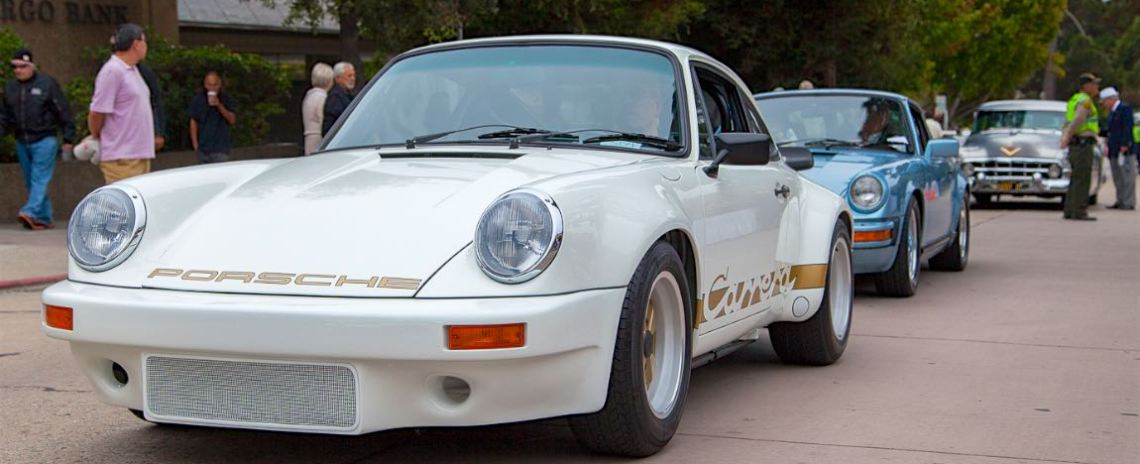 1974 Porsche 911 Carrera RS 3.0 Coupe