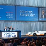Gooding and Company Pebble Beach 2017 – Auction Results