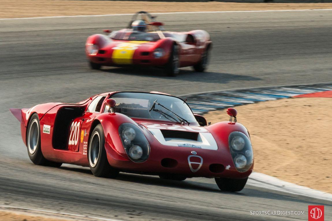 Tonis Kasemets - 1967 Alfa Romeo T33/2.5 Daytona