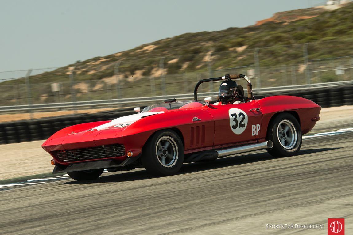 Kyle Kelley-1966 Chevrolet Corvette 427
