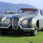 One-Off Jaguar XK120 Pinin Farina Unveiled