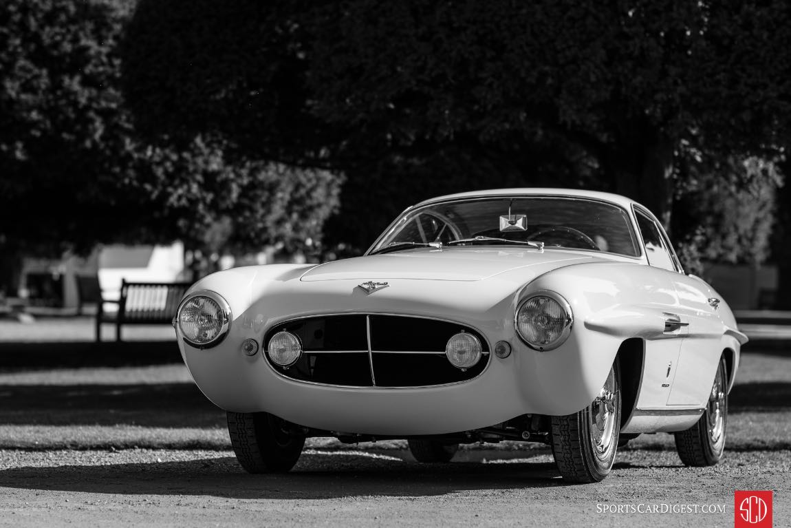 1954 Fiat 8V Supersonic