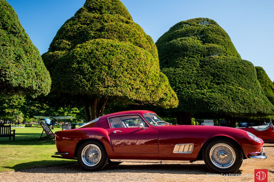 Ferrari 250 GT LWB Berlinetta Tour de France