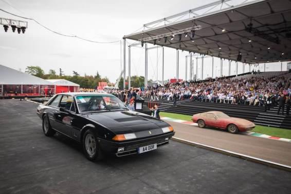 1983 Ferrari 400i, ex-Keith Richards