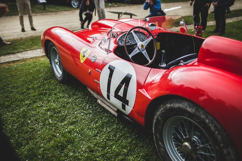 Best of Show Post-War - 1958 Ferrari 250 Testa Rossa, chassis 0728TR