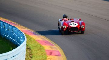1954 Lancia D24/5 - Peter Giddings