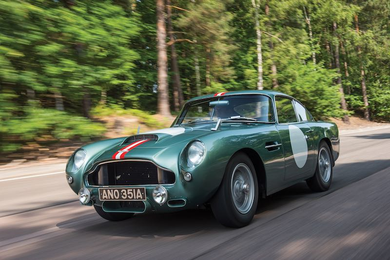 1959 Aston Martin DB4GT- autohage.com