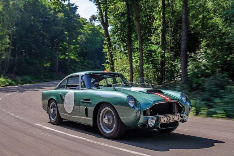 1959 Aston Martin DB4GT Prototype