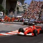 Ex-Schumacher Ferrari F1 Offered For Sale