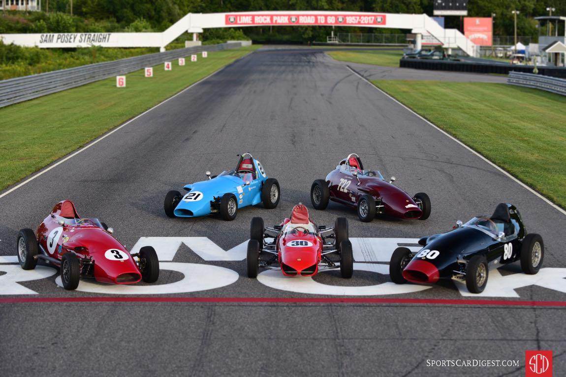 Stanguellini Formula Juniors