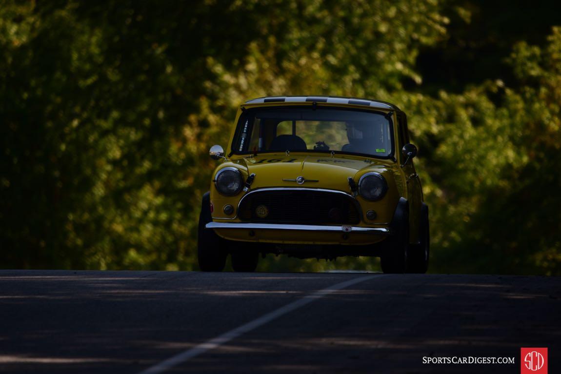 1961 Morris Mini Sedan- Kenneth Suhre.