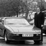Porsche Mourns Peter W. Schutz
