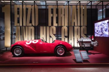Ferrari: Under the Skin Exhibit