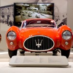 Maserati Featured at Milano AutoClassica