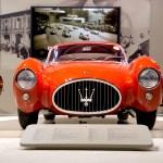 Maserati Featured at Milano AutoClassica