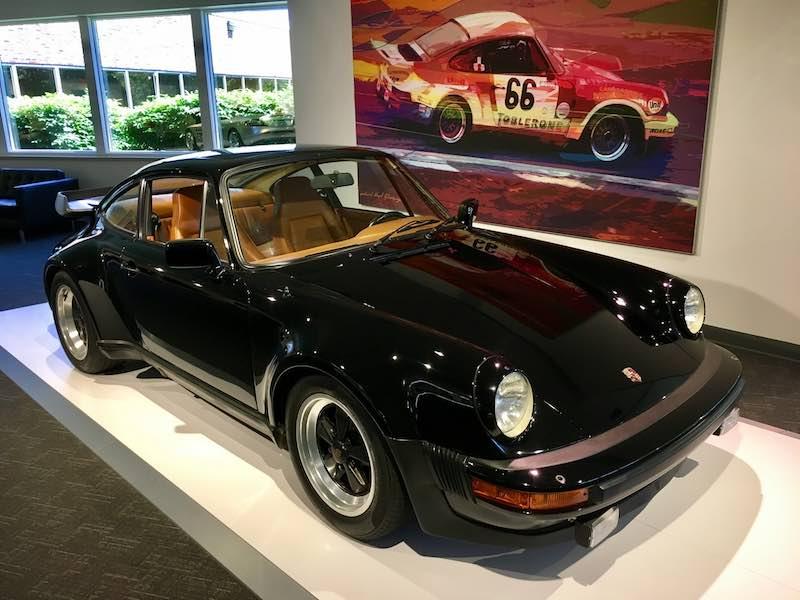 Porsche 930 - Newport Car Museum