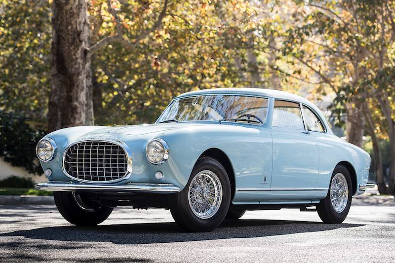 1953 Ferrari 212 Europa Coupe (photo: James Lipman)