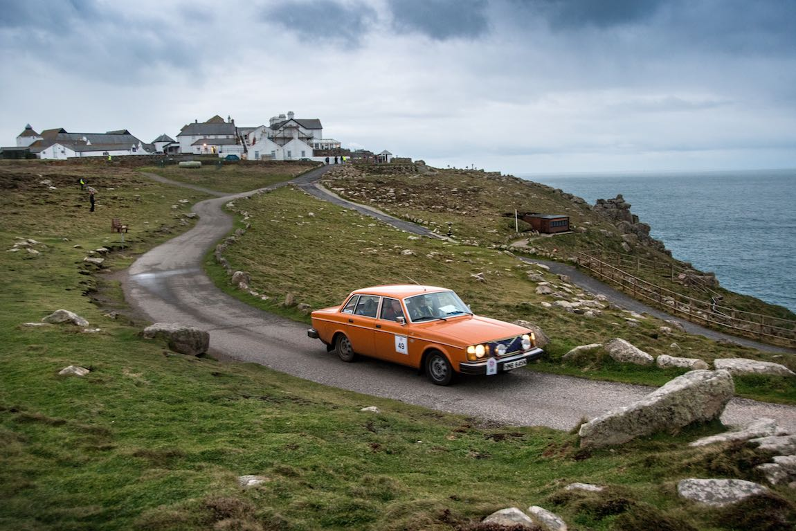 2017 Le Jog Rally Sports Car Digest The Sports Racing