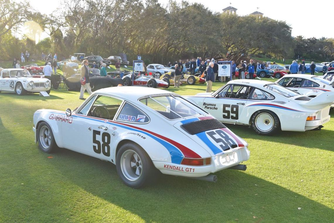 1. Amelia Island Concours d'Elegance Report and Photo Gallery