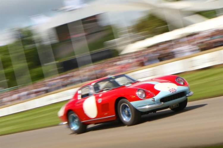 Ferrari 275 GTB Comp