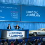 Gooding and Company Amelia Island 2018 – Auction Results