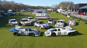 Cars of Martini Racing - 2018 Amelia Island Concours d'Elegance