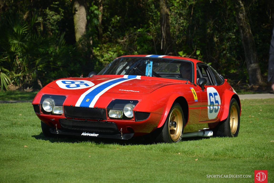 1972 Ferrari 365 GTB/4 Competition