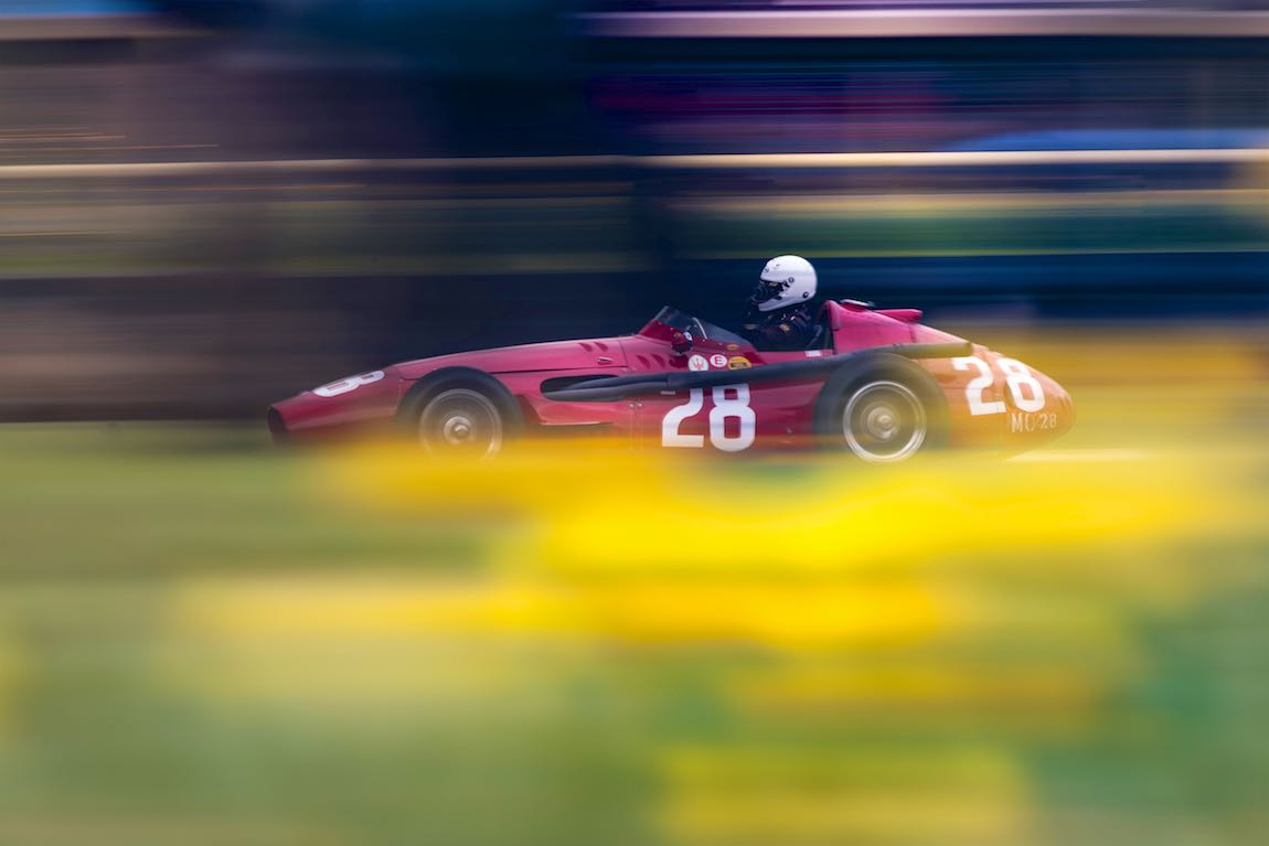 Maserati 250F - Photo: Nick Dungan