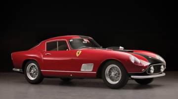 1957 Ferrari 250 GT Berlinetta Competizione Tour de France