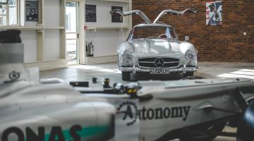 2018 Bicester Heritage Sunday Scramble April