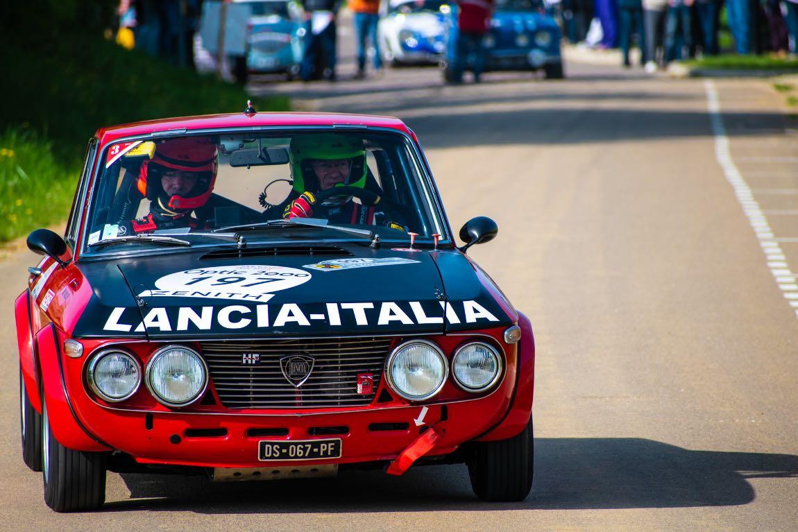 Jean-François PIQUET / Jean-Michel TAILLER FRA / FRA LANCIA Fulvia 1600 HF 1970