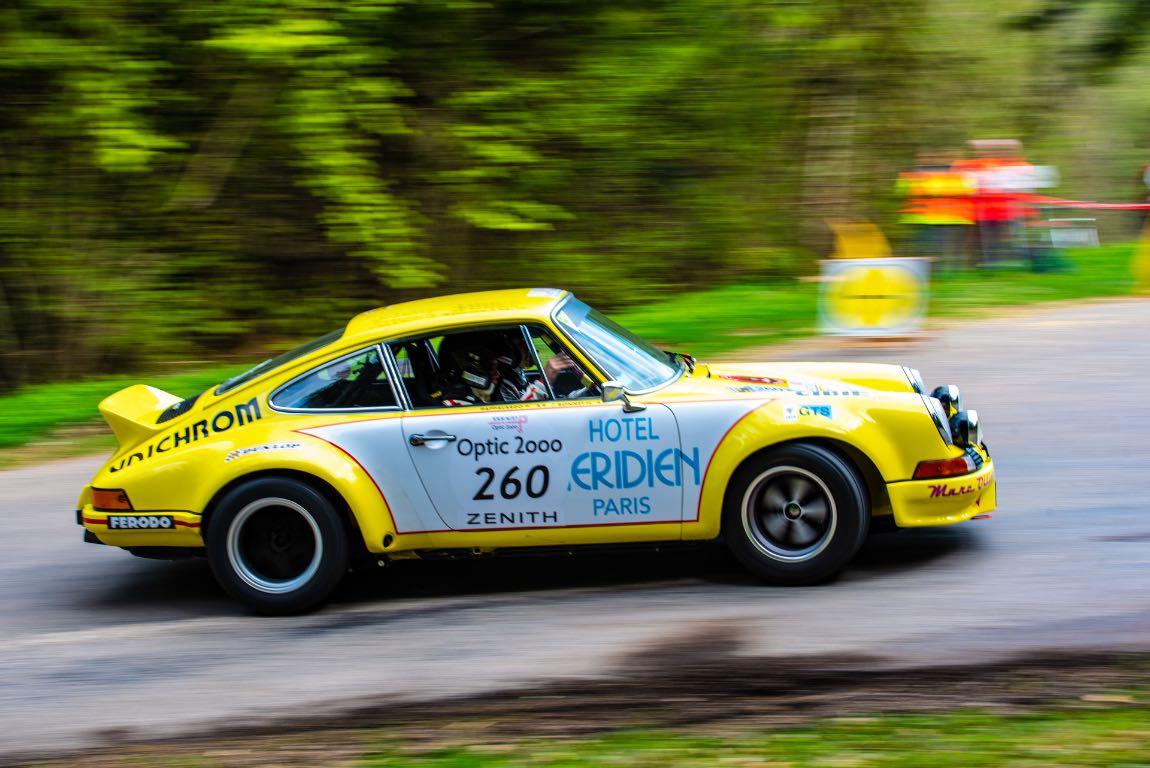 Patrick PAPPALARDO / Henri BONNET FRA / FRA PORSCHE 911 Carrera RSR 2,8L 1973