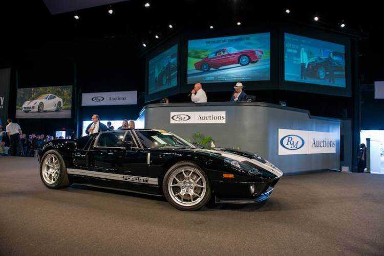 2006 Ford GT Auburn Auction