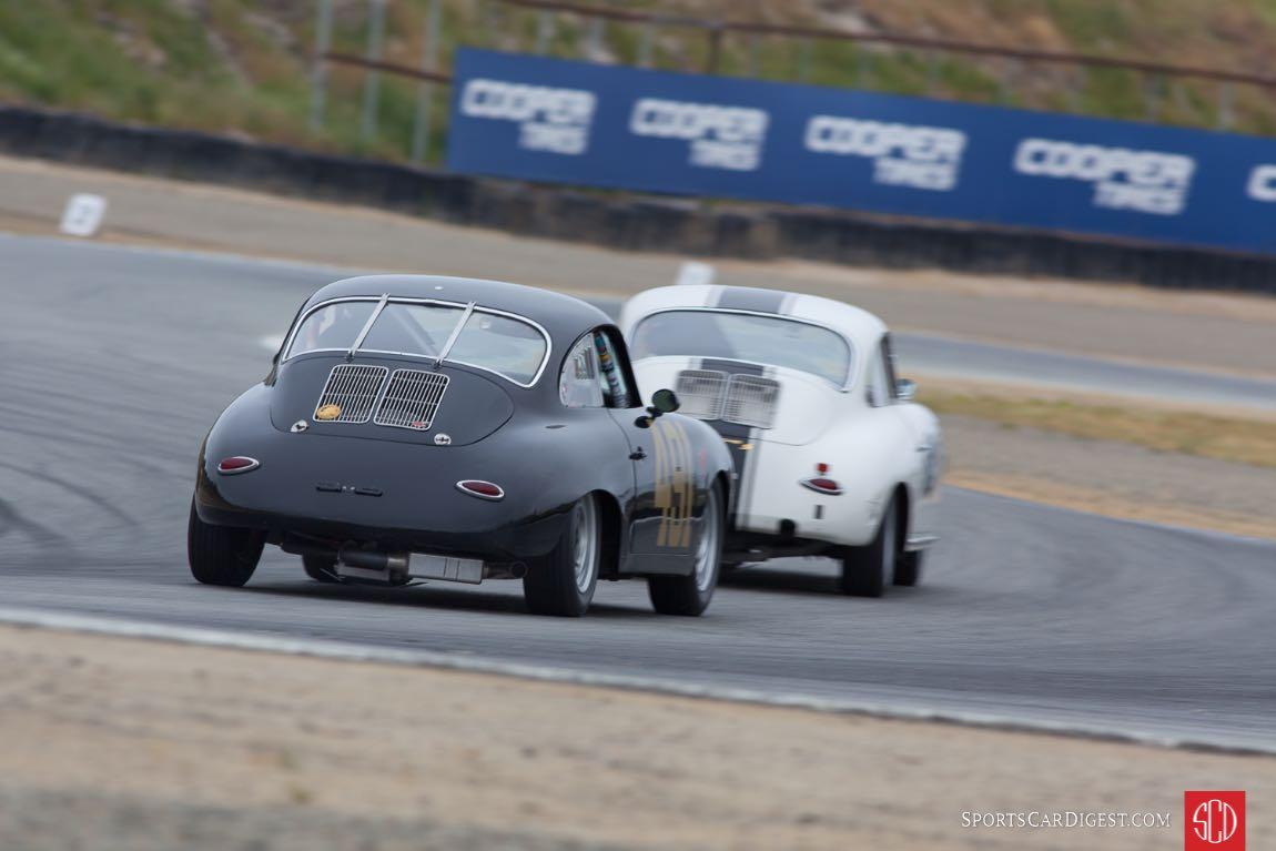 Alec Hugo - 1962 Porsche 356B