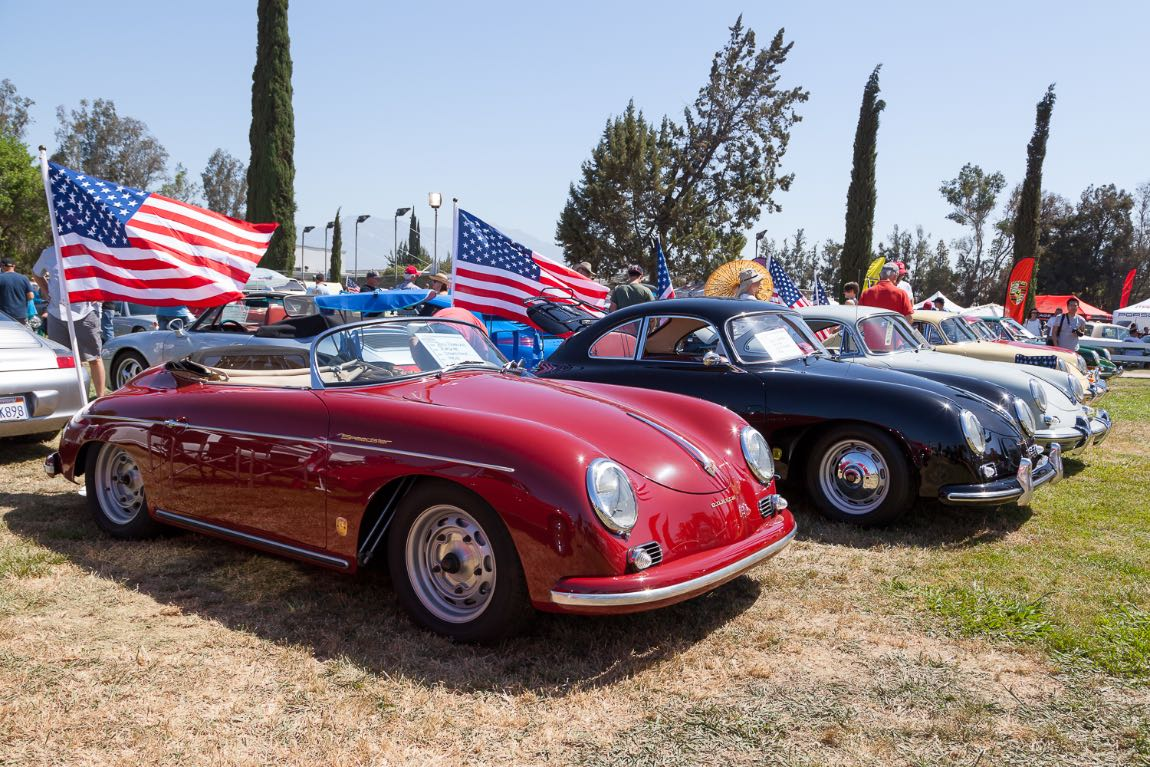 Friends Of Steve McQueen Car Show Photo Gallery - Car show paso robles 2018