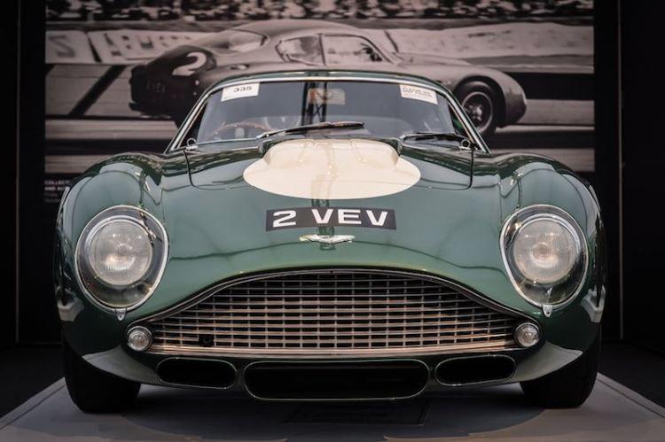 Aston Martin DB4GT Zagato '2 VEV'