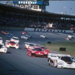 Amelia Island to Honor Porsche 962
