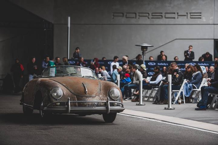 1958 Porsche 356 A 1600 'Super' Speedster