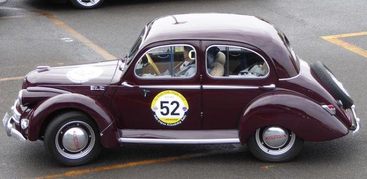 1951 Panhard Dyna X 110/X85