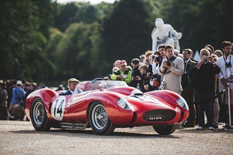 1958 Ferrari 250 Testa Rossa, chassis 0728TR