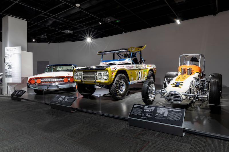 Car Museum Los Angeles >> Legends Of Los Angeles Exhibit Opens At Petersen Museum